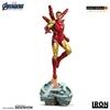 Statue Avengers Endgame Legacy Replica Iron Man Mark LXXXV Deluxe Version 84cm 1001 Figurines (1)