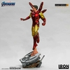 Statue Avengers Endgame Legacy Replica Iron Man Mark LXXXV Deluxe Version 84cm 1001 Figurines (2)