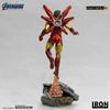 Statue Avengers Endgame Legacy Replica Iron Man Mark LXXXV Deluxe Version 84cm 1001 Figurines (3)