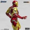 Statue Avengers Endgame Legacy Replica Iron Man Mark LXXXV Deluxe Version 84cm 1001 Figurines (8)