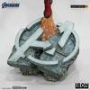Statue Avengers Endgame Legacy Replica Iron Man Mark LXXXV Deluxe Version 84cm 1001 Figurines (9)