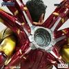 Statue Avengers Endgame Legacy Replica Iron Man Mark LXXXV Deluxe Version 84cm 1001 Figurines (11)