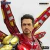 Statue Avengers Endgame Legacy Replica Iron Man Mark LXXXV Deluxe Version 84cm 1001 Figurines (13)
