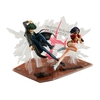 Statuettes Cowboy Bebop Spike Spiegel & Faye Valentine 1st GIG 20cm 1001 Figurines (2)