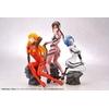 Statuette Rebuild of Evangelion Mari Makinami Illustrious Plugsuit Ver.RE 24cm 1001 Figurines (5)