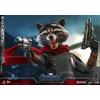 Figurine Avengers Endgame Movie Masterpiece Rocket 16cm 1001 Figurines (14)
