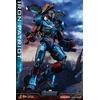 Figurine Avengers Endgame Movie Masterpiece Series Diecast Iron Patriot 32cm 1001 figurines (1)