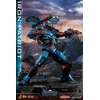 Figurine Avengers Endgame Movie Masterpiece Series Diecast Iron Patriot 32cm 1001 figurines (4)