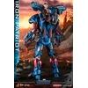 Figurine Avengers Endgame Movie Masterpiece Series Diecast Iron Patriot 32cm 1001 figurines (6)