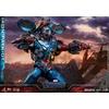 Figurine Avengers Endgame Movie Masterpiece Series Diecast Iron Patriot 32cm 1001 figurines (7)