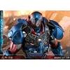 Figurine Avengers Endgame Movie Masterpiece Series Diecast Iron Patriot 32cm 1001 figurines (10)