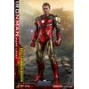 Figurine Avengers Endgame MMS Diecast Iron Man Mark LXXXV Battle Damaged Ver. 32cm 1001 figurines (1)