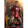 Figurine Avengers Endgame MMS Diecast Iron Man Mark LXXXV Battle Damaged Ver. 32cm 1001 figurines (4)