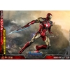 Figurine Avengers Endgame MMS Diecast Iron Man Mark LXXXV Battle Damaged Ver. 32cm 1001 figurines (7)