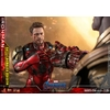 Figurine Avengers Endgame MMS Diecast Iron Man Mark LXXXV Battle Damaged Ver. 32cm 1001 figurines (9)