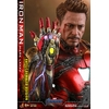 Figurine Avengers Endgame MMS Diecast Iron Man Mark LXXXV Battle Damaged Ver. 32cm 1001 figurines (12)