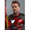 Figurine Avengers Endgame MMS Diecast Iron Man Mark LXXXV Battle Damaged Ver. 32cm 1001 figurines (13)