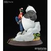 Statue Ranma1-2 Les sources maudites de Jusenkyo HQS Tsume 30cm 1001 Figurines 7