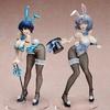 Statuette Shinobi Master Senran Kagura New Link Yumi Bunny Version 39cm 1001 figurines (3)