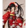 Statuette Date A Live Kurumi Tokisaki Alluring Kimono Ver. 23cm 1001 Figurines (4)
