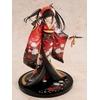 Statuette Date A Live Kurumi Tokisaki Alluring Kimono Ver. 23cm 1001 Figurines (6)