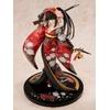 Statuette Date A Live Kurumi Tokisaki Alluring Kimono Ver. 23cm 1001 Figurines (7)