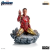 Statuette Avengers Endgame BDS Art Scale I am Iron Man 15cm 1001 figurines (2)
