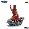 Statuette Avengers Endgame BDS Art Scale I am Iron Man 15cm 1001 figurines (5)