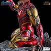 Statuette Avengers Endgame BDS Art Scale I am Iron Man 15cm 1001 figurines (10)