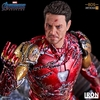 Statuette Avengers Endgame BDS Art Scale I am Iron Man 15cm 1001 figurines (13)
