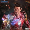 Statuette Avengers Endgame BDS Art Scale I am Iron Man 15cm 1001 figurines (16)