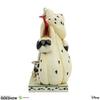 Statuette Disney Les 101 Dalmatiens Cruella De Vil 21cm 1001 figurines (4)