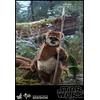 Figurine Star Wars Episode VI Movie Masterpiece Wicket 15cm 1001 figurines (7)