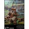 Figurine Star Wars Episode VI Movie Masterpiece Wicket 15cm 1001 figurines (8)