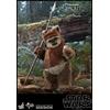Figurine Star Wars Episode VI Movie Masterpiece Wicket 15cm 1001 figurines (1)