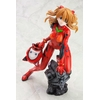 Statuette Neon Genesis Evangelion Asuka Langley Shikinami Q Plug Suit Version RE 22cm 1001 Figurines (2)