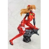 Statuette Neon Genesis Evangelion Asuka Langley Shikinami Q Plug Suit Version RE 22cm 1001 Figurines (3)