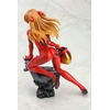 Statuette Neon Genesis Evangelion Asuka Langley Shikinami Q Plug Suit Version RE 22cm 1001 Figurines (4)