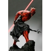 Statuette Star Wars ARTFX Darth Maul Japanese Ukiyo-E Style Light-Up Edition 28cm 1001 Figurines (8)
