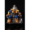 Statuette Marvel Fine Art Thanos on Space Throne 45cm 1001 Figurines (3)