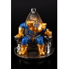 Statuette Marvel Fine Art Thanos on Space Throne 45cm 1001 Figurines (11)