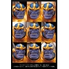 Statuette Marvel Fine Art Thanos on Space Throne 45cm 1001 Figurines (14)