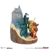 Statuette Scooby-Doo Carved by Heart 23cm 1001 figurines (3)