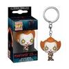 Porte-clés  Il  est revenu 2 Pocket POP! Pennywise w Beaver Hat 4cm 1001 figurines