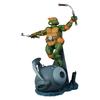 Statue Les Tortues ninja Michelangelo 63cm 1001 Figurines (1)