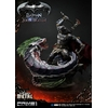 Statue Dark Nights Metal Batman Versus Joker Dragon 87cm 1001 Figurines (1)