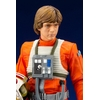 Statuette Star Wars ARTFX+ Luke Skywalker X-Wing Pilot 17cm 1001 Figurines (5)