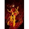 Statuette Marvel Bishoujo Dark Phoenix Rebirth 23cm 1001 Figurines (11)