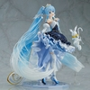 Statuette Character Vocal Series 01 Snow Miku Snow Princess Ver. 23cm 1001 Figurines (4)