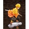 Statuette Demon Slayer Kimetsu no Yaiba ARTFXJ Zenitsu Agatsuma 17cm 1001 Figurines  (1)